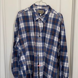 Duluth trading men's flannel 3XL